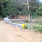 Ch 180 Guardrails installed