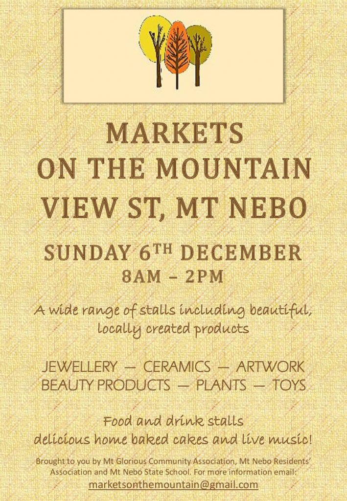 Markets on the Mountain